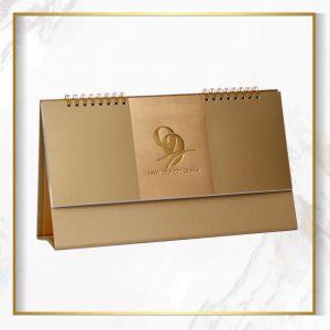 تقویم رومیزی کلاسیک