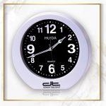 ساعت رومیزی سفید HUIDA