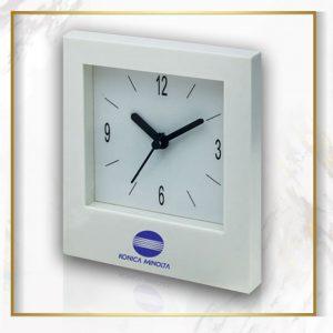 ساعت رومیزی ونوس سفید