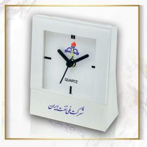 ساعت رومیزی آپادانا سفید