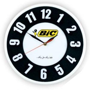 ساعت مشکی