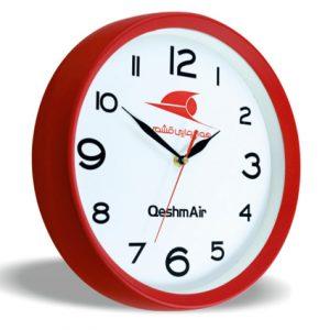 ساعت دیواری ماتیسا قرمز