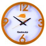 ساعت دیواری تیدا نارنجی